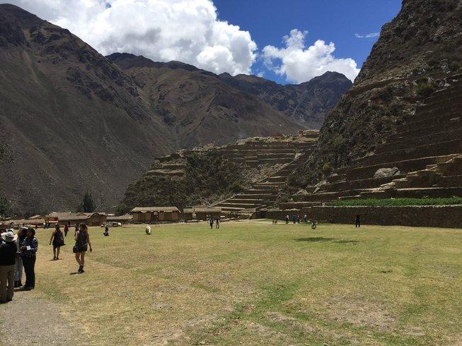 21-Daagse 200-urige Aarde Geneeskunde Spirituele Yoga Docentenopleiding Peru