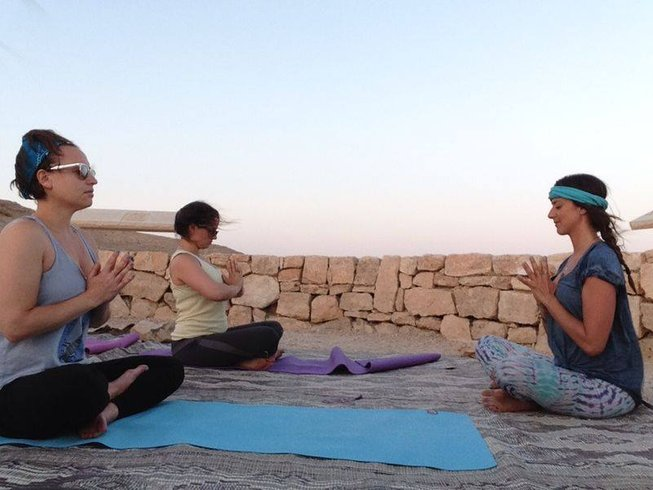 7 Days Culinary Tour and Yoga Retreat Israel
