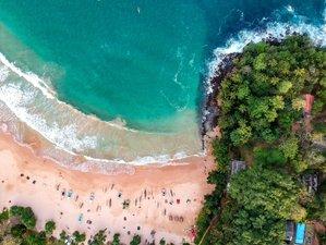 7 Days Self Care Vinyasa and Yin Yang Yoga Retreat in South of Sri Lanka