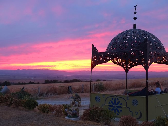 6 Days Escape Christmas Yoga Retreat in Andalusia, Spain