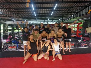 1 Month Excellent Muay Thai Training in Bangkok, Thailand