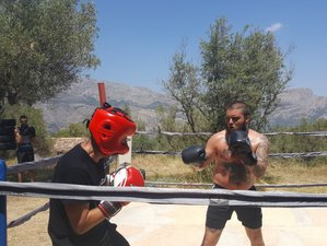 4 Day Beach Boxing Camp and Active Holiday with Excursions in Sunny L 'Albir, Alicante