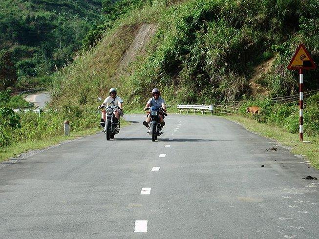 5 Days Highland Vietnam Motorbike Tour