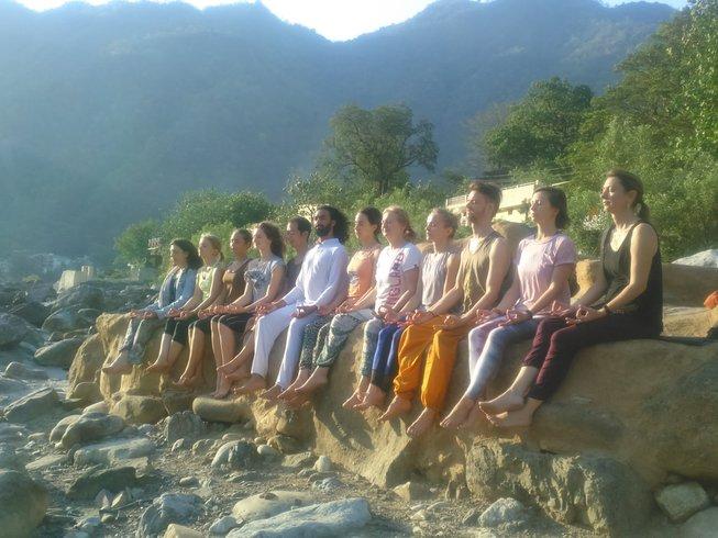 14 Days 100-Hour Meditation and Yoga Teacher Training in India