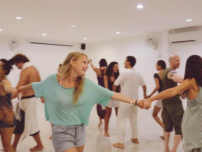 22 días de arte, danza, celebración de meditación y retiro de yoga en Ko Phangan, Tailandia