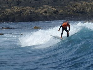 8 Day Free Riders Surf Camp in Lanzarote, Canary Islands