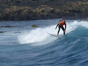 8 Tage Free Riders Surfcamp auf Lanzarote, Spanien