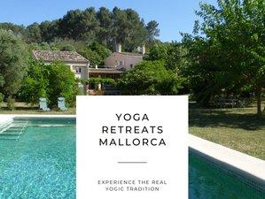 7 Day Yoga & Meditation Retreat in the Sunny Beautiful Mallorca with Guru from Bihar School of India