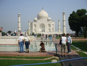 9 Days Historic Tour, Meditation, and Yoga Retreat India