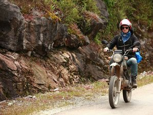 5 Days Vietnam Guided Motorbike Tour to Ha Giang and Ba Be Lake