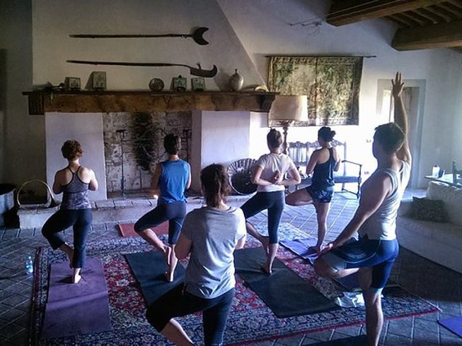 8 Days Yoga & Cycling Retreat in Tuscany, Italy