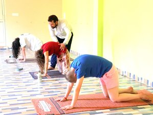 5 Days Detoxifying Meditation and Yoga Retreat in Rishikesh, India