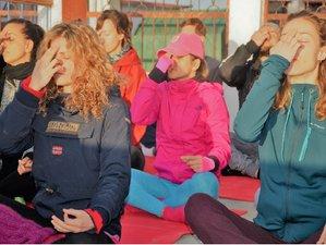 15 Days 100-Hour Yoga Alliance Certified Yoga Teacher Training in Rishikesh, India