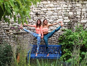 8 Days Yoga and Pilates Retreat in France