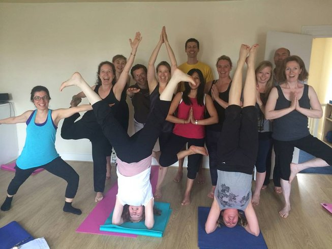 3 Days Spring Meditation and Yoga Retreat in UK
