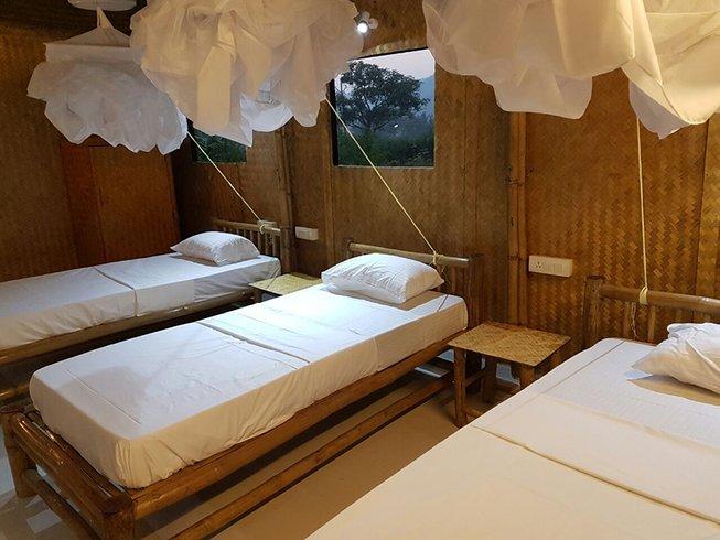 10 Days Relaxing Yoga Retreat in Goa, India
