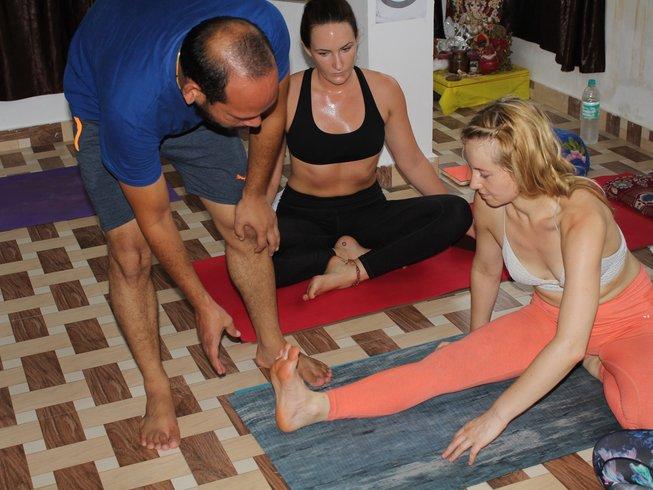 31 días 300 horas profesorado de Vinyasa Flow yoga en Rishikesh, India