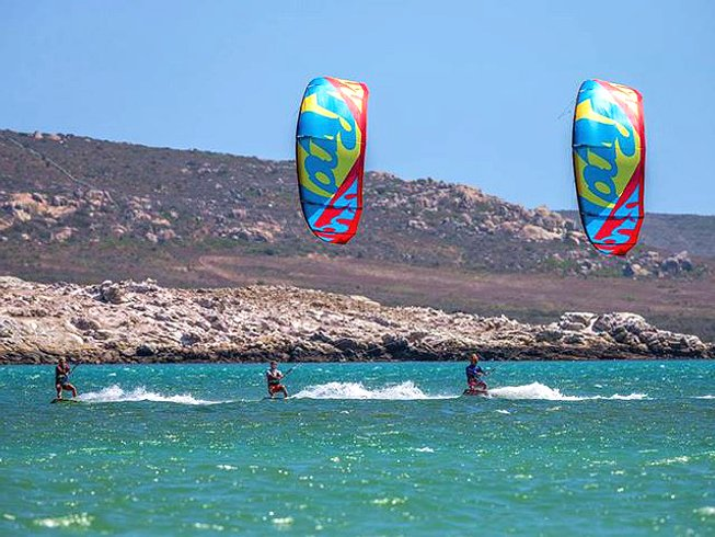 8 Days Kitesurf, SUP, Surf, and Yoga Holiday in Ragusa, Italy