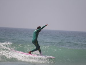 4-Daagse Surf en Yoga Retraite in Marokko