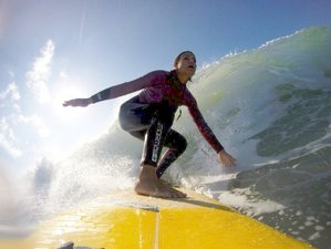 4 Days Weekend Surf Camp in Santa Catarina, Brazil