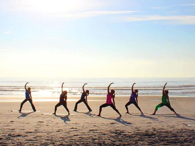 8 Days Well-Being Coaching, Surf and Yoga Retreat Lanzarote, Spain