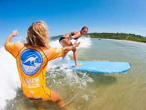 4 Week Surf Development Course, Sydney Australia