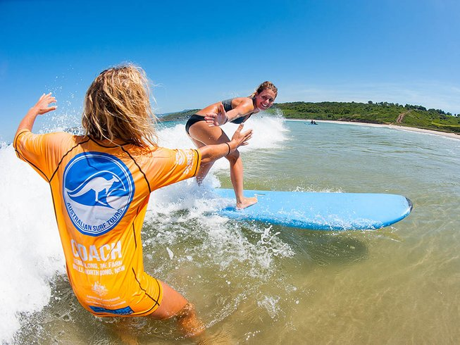 29 Days Surf Camp in Thirroul, New South Wales, Australia