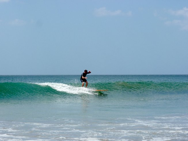 7 Days Surf Coaching and Yoga Retreat in Nicaragua
