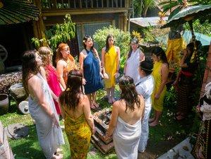 4 Day Weekend Healing Space Yoga and Meditation Retreat in Ubud, Bali