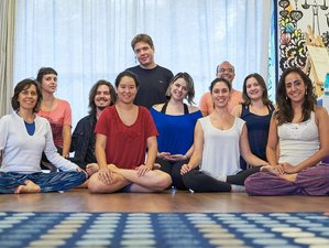 200-Hours Mysore Style Ashtanga Yoga Teacher Training in Rishikesh, India