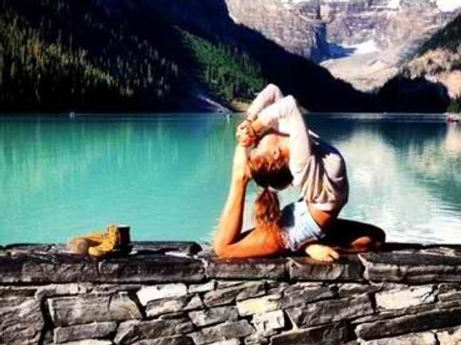 3 Days Lake Louise Yoga Retreats in Alberta