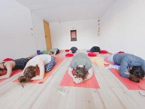 5 Day Swiss Alps Meditation and Yoga Retreat in Vernamiège, Valais