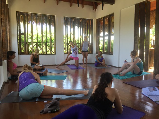 23 Days Yoga Teacher Training in Dominican Republic