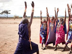 14 Days Yoga and Safari Holiday in Kenya