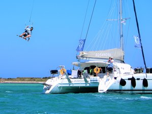 9 Days Kitesurfing and Sailing Experience in The Magic Land of Meltemi, Greece
