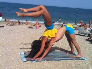 7 Days Reiki and Acro Yoga Retreat Spain