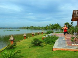 8 Day Ayurveda, Meditation, and Yoga Holiday in Kollam, Kerala