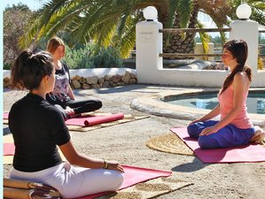 7 Days Journey into Chackra System Spain Yoga Retreat
