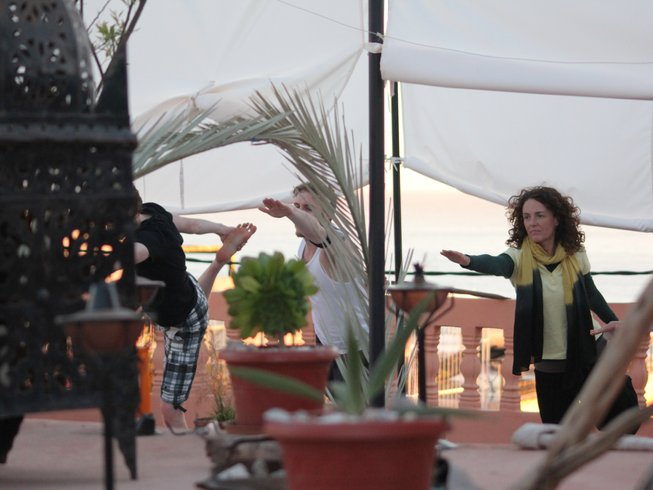 8 Days Tamraght Bellydance and Yoga Retreat in Morocco