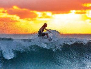 18 Tage Semi-Pro Surf Camp für alle Level in Arugam Bay, Ostprovinz