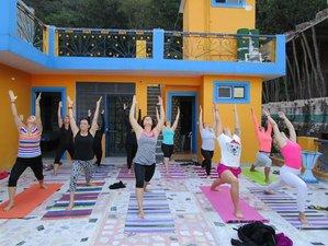 72 Days 500-Hour Yoga Teacher Training Course in Rishikesh, India
