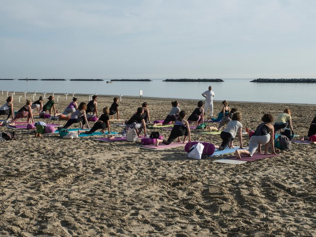 28 Days-200-Hour Hatha Yoga Teacher Training in Forli-Cesena, Italy