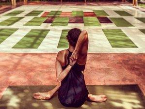 3 Days Mini Air Yoga Retreat in Guatemala