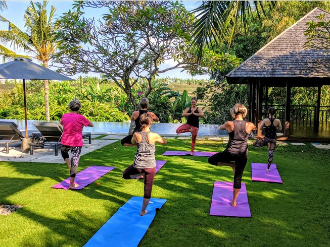 7 Days Women Surf, Spa, and Yoga Retreat in Bali, Indonesia