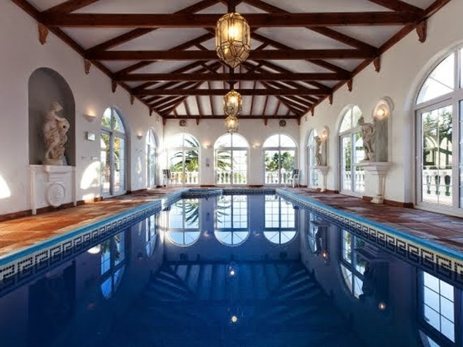 8 Days Luxury and Wellbeing Yoga Retreat in Andalusia, Spain