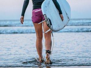 7 Tage Yoga und Surf Retreat im Magischen Santa Catalina, Panama