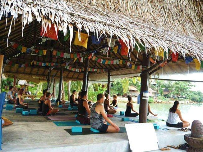 14 jours de retraite de yoga intensive à Koh Phangan, Thaïlande
