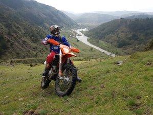 5 Day Guided Enduro Intensive Motorbike Tour in Bansko, Bulgaria