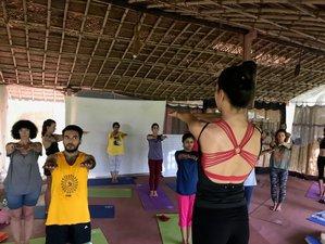 31 Days 500-Hour Yoga Teacher Training by Pundit Radheshyam Mishra in Maheshwar, India
