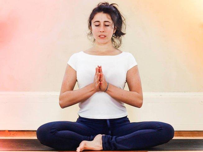 6 días retiro de yoga y escritura en Nuevo Hampshire, Estados Unidos